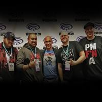 Week 86 Headlocked Panel at  Wondercon with Christopher Daniels, Ramon Villalobos, Mike Kingston and Michel Mulipola!